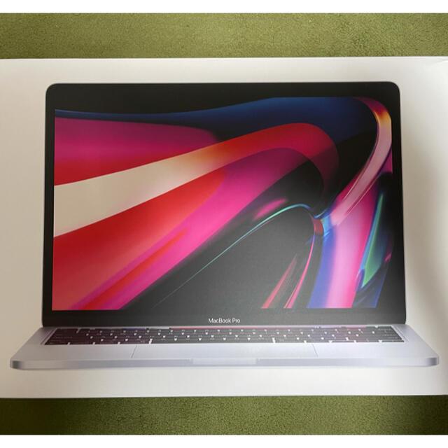 Apple(アップル)のMacBook PRO M1 13インチ 美品中古 スマホ/家電/カメラのPC/タブレット(ノートPC)の商品写真
