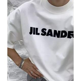 ジルサンダー(Jil Sander)のjil sander tシャツイニシャルロゴプリント半袖t(Tシャツ(半袖/袖なし))