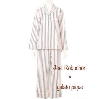gelato pique - 【新品】gelato pique ジョエル ロブション ストライプパジャマセット
