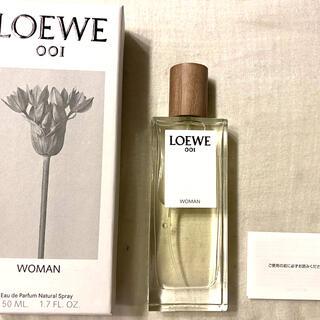 LOEWE - loewe 001 woman 50ml edp 新品未使用 ロエベ 香水
