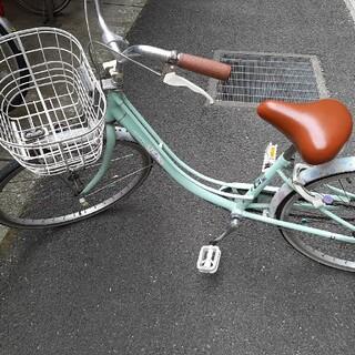 ブリヂストン(BRIDGESTONE)のブリヂストン BRIDGESTONE リコリーナ 24(自転車本体)