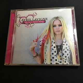 アヴリル・ラヴィーン 「the best damn thing」洋楽CD