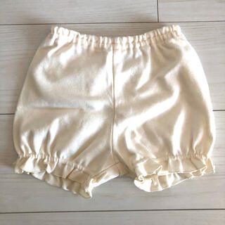 トロワラパン kp ブルマ ショートパンツ かぼちゃパンツ 女の子 80(パンツ)