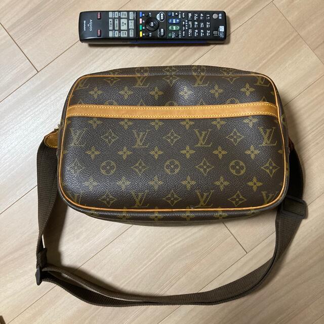 LOUIS VUITTON(ルイヴィトン)のレポーターバッグ レディースのバッグ(ハンドバッグ)の商品写真