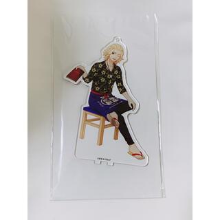 東京リベンジャーズ アニメイトカフェ 佐野万次郎 アクスタ