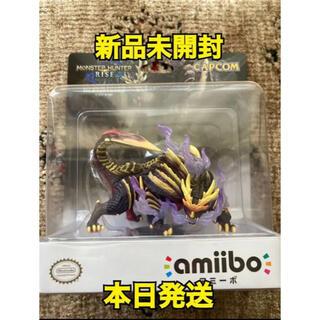 カプコン(CAPCOM)のモンスターハンターライズ amiibo マガイマガド 新品未使用未開封(ゲームキャラクター)