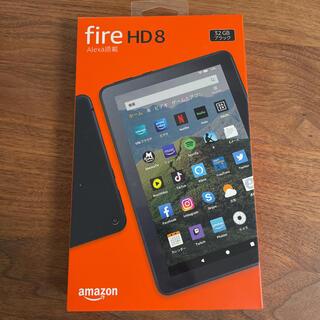 アンドロイド(ANDROID)のAmazon Fire HD8 32GB 8インチHDディスプレイ第10世代  (タブレット)
