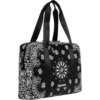 シュプリーム(Supreme)の新品 Supreme Bandana Tarp Small Duffle Bag(ボストンバッグ)