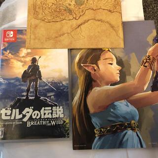 Nintendo Switch - Nintendo Switch ゼルダの伝説 ブレスオブザワイルド
