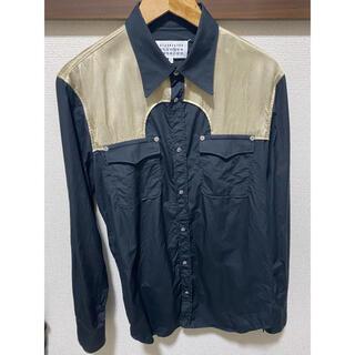 マルタンマルジェラ(Maison Martin Margiela)のmaison margiela メゾンマルジェラ メンズシャツ 41サイズ L(シャツ)