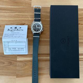 フラグメント(FRAGMENT)のPOOL AOYAMA kentex ミリタリーウォッチ 腕時計(腕時計(アナログ))