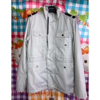 カッパ(Kappa)のkappa イタリア ブランド ジャケット 長袖 コート Mサイズ  カッパ(ウェア)