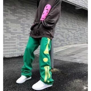 Kapital Green Bones Pants   Travis Scott