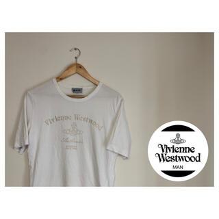 Vivienne Westwood - Vivienne Westwood MAN オーブクルーネックTシャツ