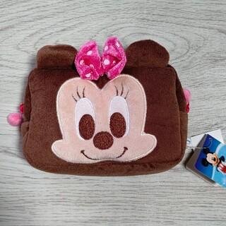 ディズニー(Disney)のディズニー ミニーマウス ポーチ(ポーチ)
