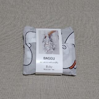 BAGGU Baby ミッフィー 65周年 エコバッグ おばけミッフィー
