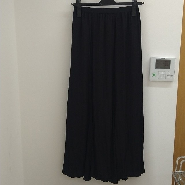 IENA(イエナ)のイエナIENA サテンタンブラーランダムフレアスカート 34 レディースのスカート(ロングスカート)の商品写真