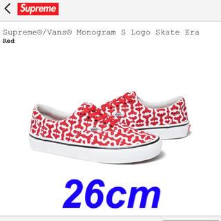 Supreme - Supreme Vans® Monogram S Logo Skate Era