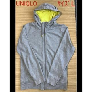 ユニクロ(UNIQLO)のユニクロ パーカー メンズL(パーカー)