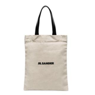 ジルサンダー(Jil Sander)の新品未使用 JIL SANDER キャンバス トートバッグ(トートバッグ)