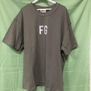 フィアオブゴッド(FEAR OF GOD)のFEAR OF GOD FGTシャツ Army green(Tシャツ/カットソー(半袖/袖なし))