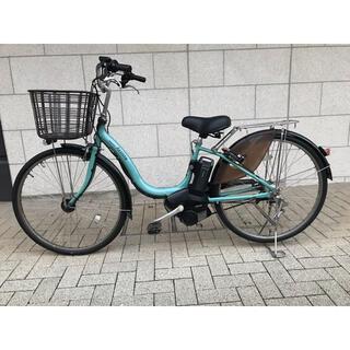 ブリヂストン(BRIDGESTONE)の高年式ヤマハ、ブリヂストン26インチ1都3県無料お届け東北地方の一部条件付き(自転車本体)