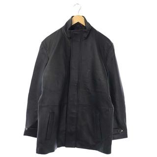 アザー(other)のクリスチャンモード  レザージャケット ジップアップ L 黒 ブラック /GT(その他)