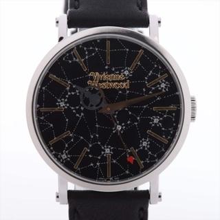 ヴィヴィアンウエストウッド(Vivienne Westwood)のヴィヴィアンウエストウッド  SS×革   メンズ 腕時計(腕時計(アナログ))