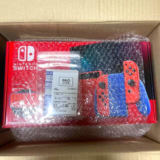 Nintendo Switch - Nintendo Switch マリオ レッドブルーセット  中古品