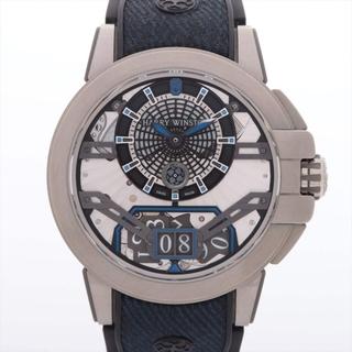 ハリーウィンストン プロジェクト Z11 ザリウム   メンズ 腕時計