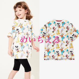 Disney - 【新品】マルチ Disney キャラクターTシャツ(オールド)