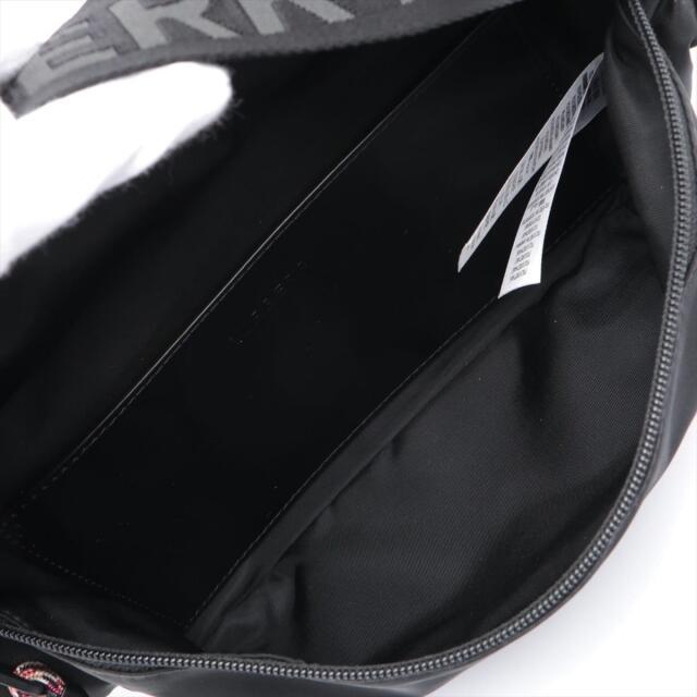 BURBERRY(バーバリー)のバーバリー  ナイロン  ブラック ユニセックス ウエストバッグ レディースのバッグ(ボディバッグ/ウエストポーチ)の商品写真