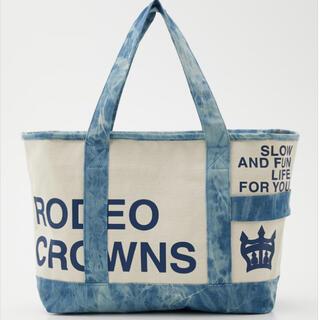ロデオクラウンズワイドボウル(RODEO CROWNS WIDE BOWL)の新作 ロデオクラウンズ タイダイトートバッグ(トートバッグ)