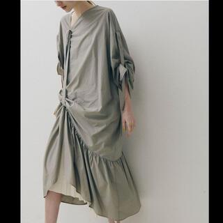 LE CIEL BLEU - 新品2020SS IRENE Gather Dress ロキト、mame、シンメ