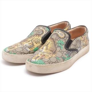 グッチ(Gucci)のグッチ GGスプリーム レザー 7 マルチカラー メンズ その他靴(その他)