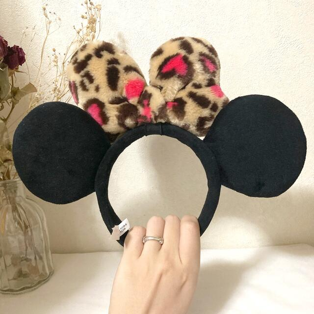 Disney(ディズニー)のミニーのカチューシャ レディースのヘアアクセサリー(カチューシャ)の商品写真