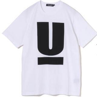UNDERCOVER - UNDERCOVER Uロゴ ボックスロゴ Tシャツ ホワイト