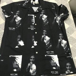 WACKO MARIA - WACKO MARIA X BASQUIAT♥ Tシャツ シャツ