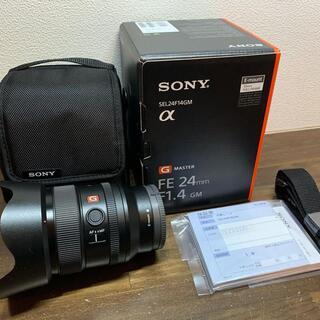 SONY - 新品同様 SEL24F14GM Sony FE 24mm F1.4 GM ソニー