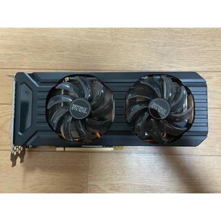 グラフィックボード Palit GeForce GTX 1070ti 8GB(PCパーツ)