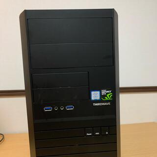 高スペック ゲーミングpc corei7 16GB 1TB 美品