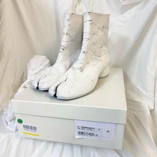 Maison Martin Margiela - Maison Margiela メゾン マルジェラ ペンキ 足袋ブーツ