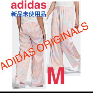 adidas - 新品 M adidas SATIN PANTS GL6423 サテンパンツ