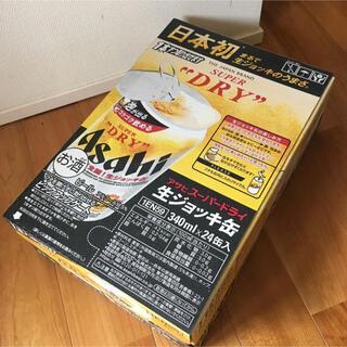 アサヒ(アサヒ)のアサヒスーパードライ 生ジョッキ缶 24本✖️2ケース(ビール)