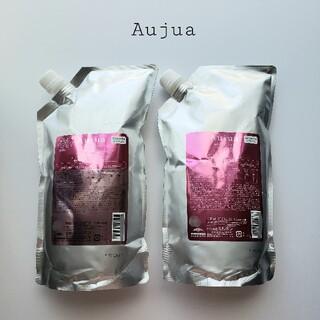 オージュア(Aujua)のAujua クエンチ モイスト シャンプー&トリートメント(ヘアケア)
