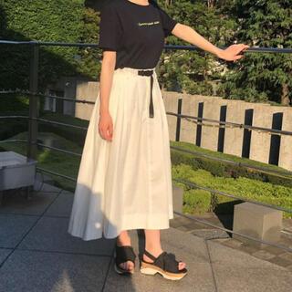 ココディール(COCO DEAL)のココディール*カジュアルスカート(ロングスカート)
