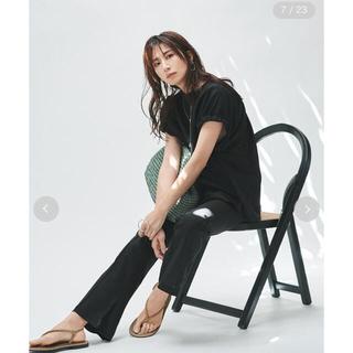 Mila Owen - ミラオーウェン【オフィシャル限定】リネン混SETUP