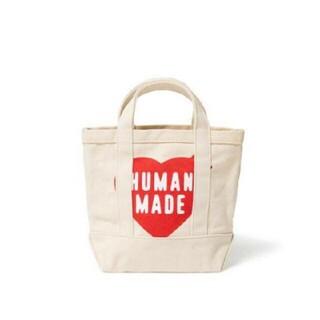 ジーディーシー(GDC)のhuman made tote BAG small トートバッグ スモール(トートバッグ)