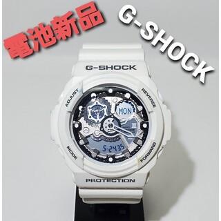 G-SHOCK - 〖電池新品〗CASIO G-SHOCK GA-300 アナデジモデル