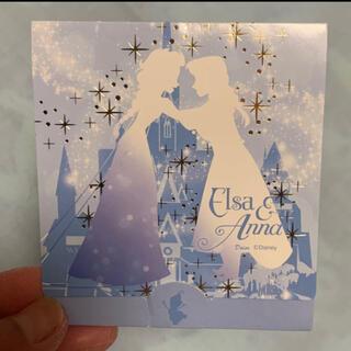 ディズニー(Disney)のディズニー アナ雪 あぶらとり紙 コスメ レディース(あぶらとり紙)